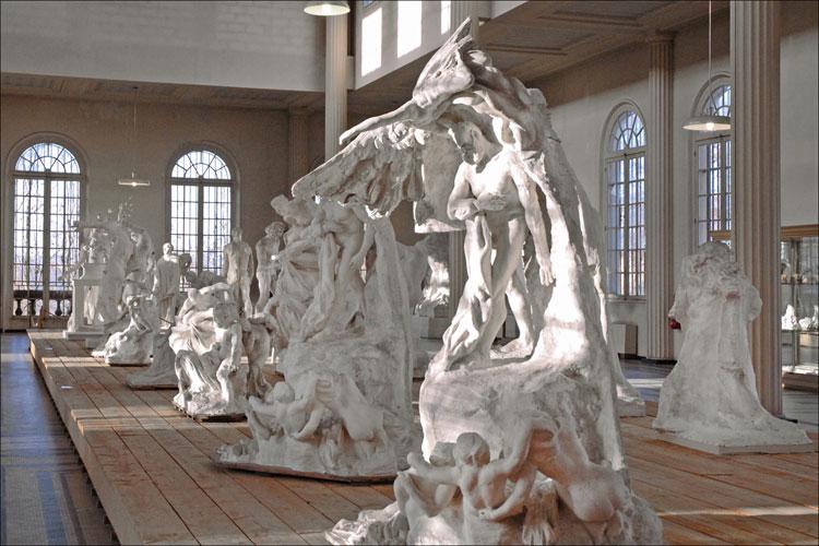 Interior del Museo Rodin de Paris. Tu Gran Viaje