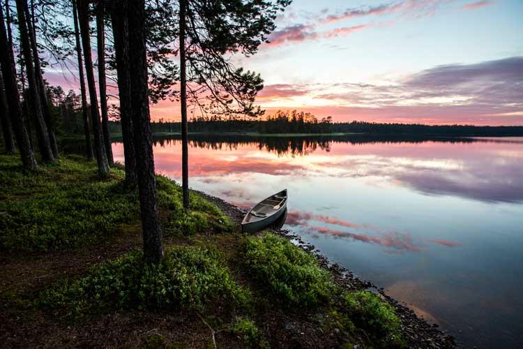 Parque Nacional de Hossa, Finlandia en Tu gran Viaje