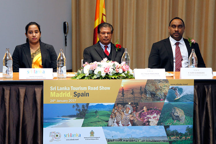Road Show de Sri Lanka en España. Noticias de Turismo en Tu Gran Viaje