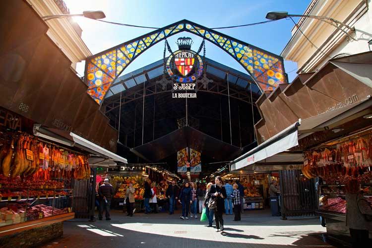 Mercado de La Boquería, Barcelona. Tu Gran Viaje