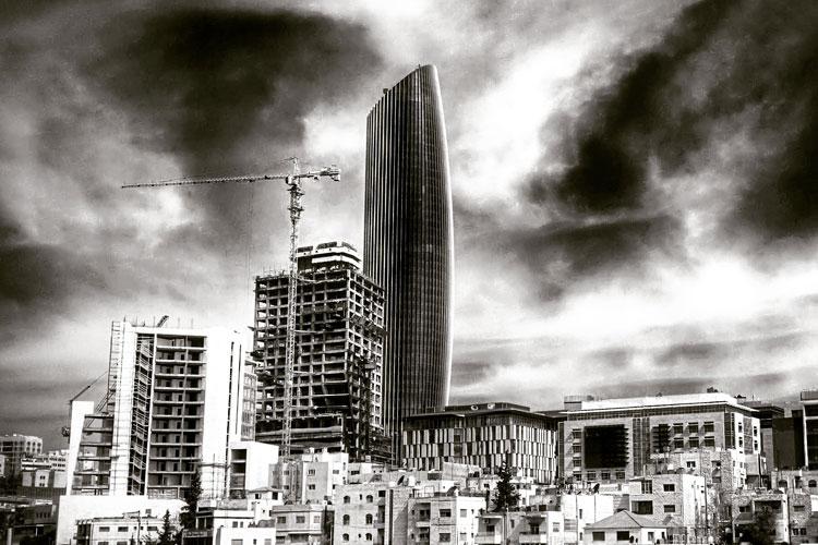 Viajar a Amán. Avenida Al Hashimi, Amán. © Tu Gran Viaje