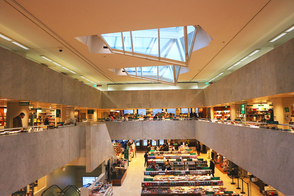 Akateeminen Kirjakauppa, Helsinki. © Tu Gran Viaje