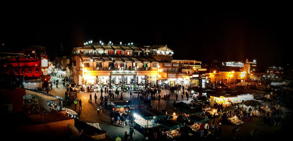 Plaza Jmaa el Fnaa de Marrakech. Xperts. © Tu Gran Viaje