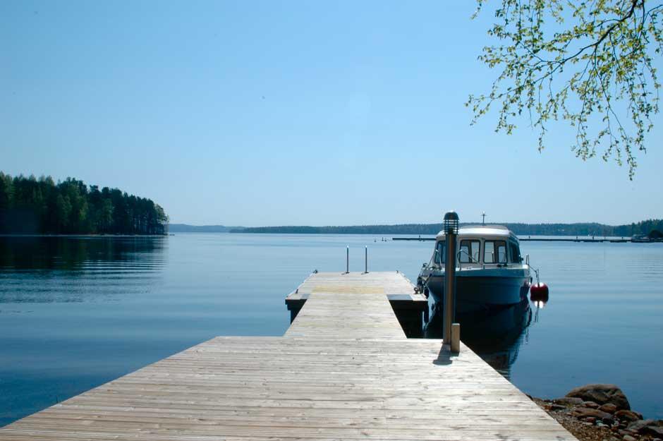 alquiler de cabaña en Finlandia verano 2017 Villa Takila
