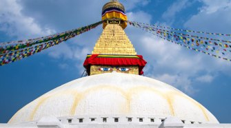 Estupa de Boudhanath. © Shutterstock. Los Xperts de Tu Gran Viaje
