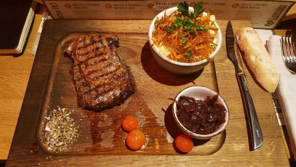Restaurante Liebesbier. Viajar a Bayreuth con los Xperts de Tu Gran Viaje