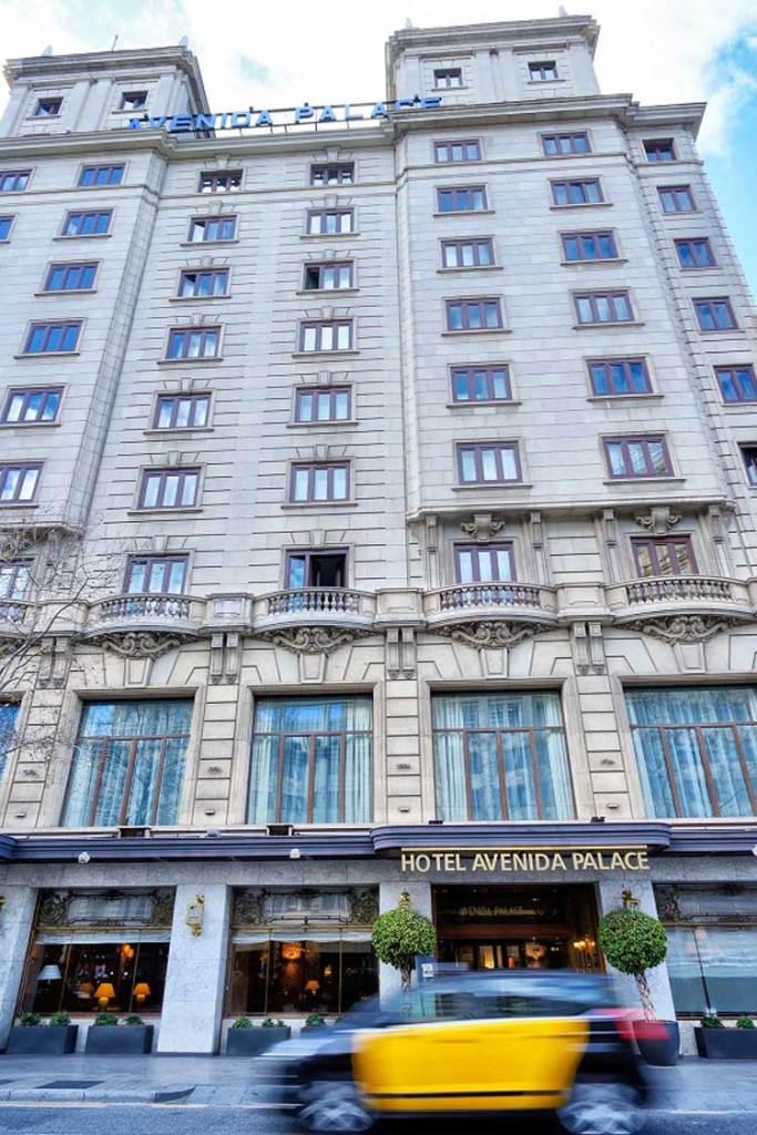 Aniversario del Hotel Avenida Palace de Barcelona | Tu Gran Viaje