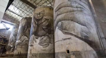 Visitar La Catedral del Vino de Guido van Helten | Tu Gran Viaje