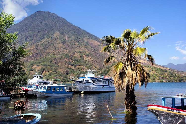 Lago de Atitlán. Viajar a Guatemala | Revista Tu Gran Viaje