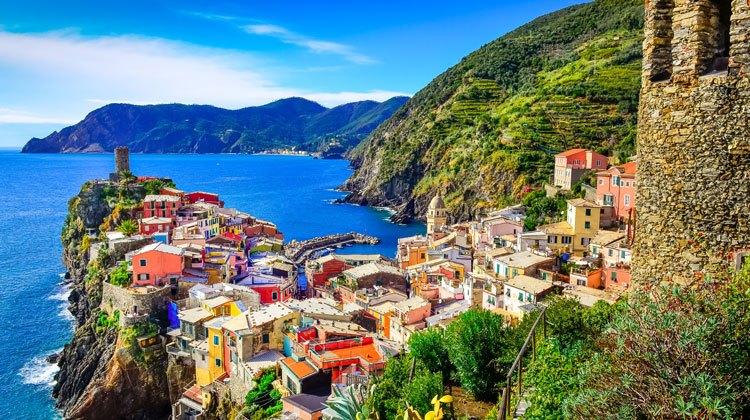 Postal desde Liguria | Tu Gran Viaje. Revista de viajes y turismo