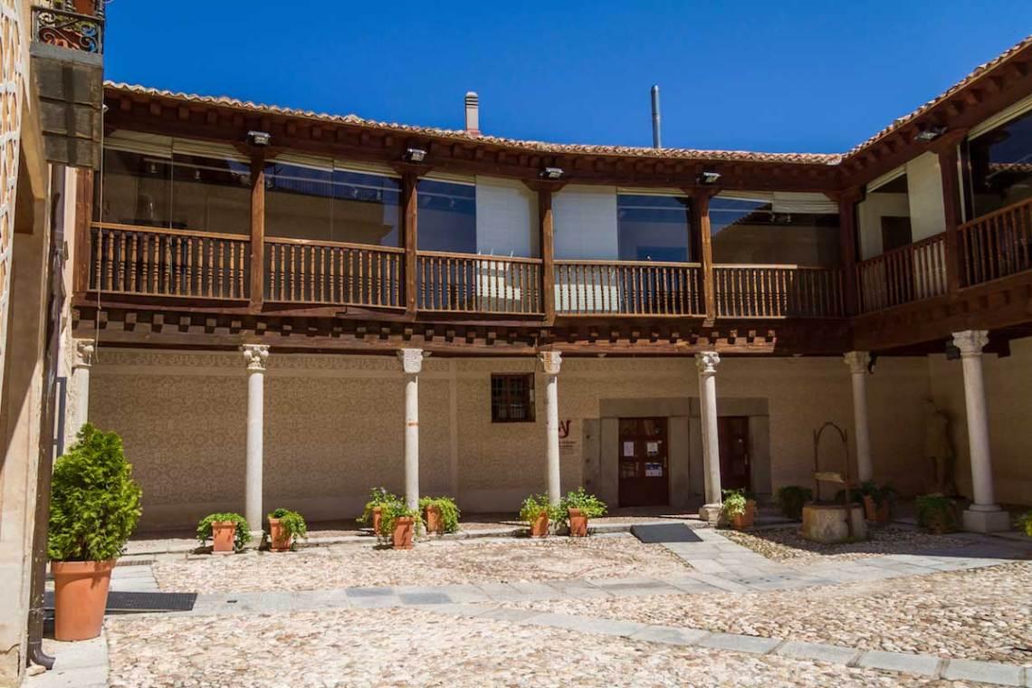 Centro didáctico de la Judería de Segovia. © Red de Juderías de España | Tu Gran Viaje Descubre Sefarad