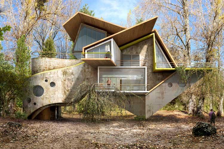 Construir, habitar, existimar. Dionisio González | Marbella Design | Tu Gran Viaje