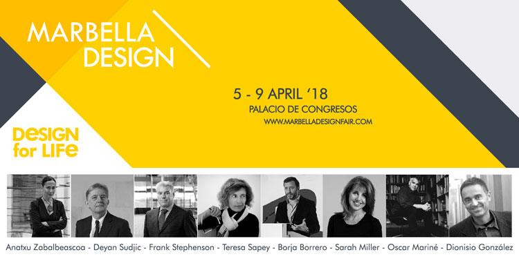 primera edición de Marbella Design | Tu Gran Viaje