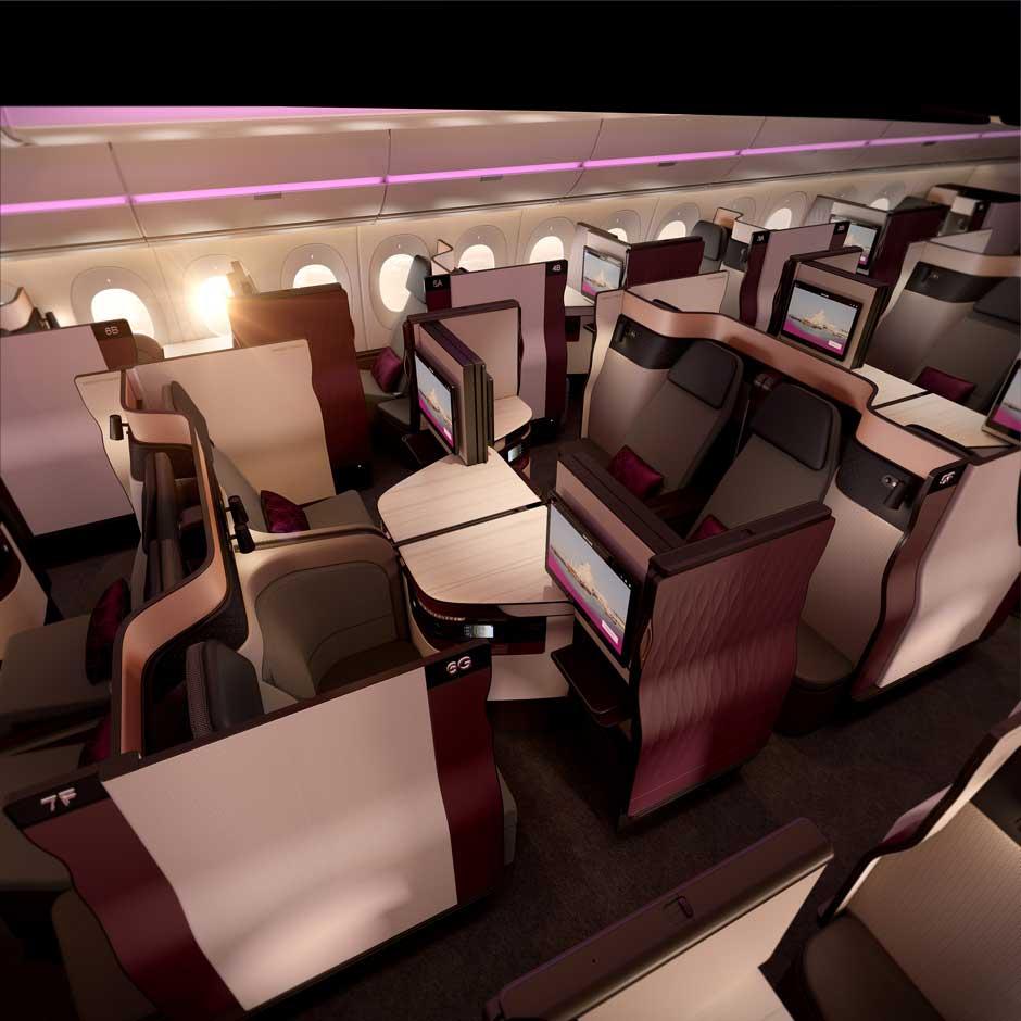 La mejor clase business del mundo Qatar Airways | Tu Gran Viaje