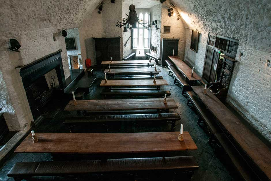 Visitar el castillo de Bunratty   Tu Gran Viaje