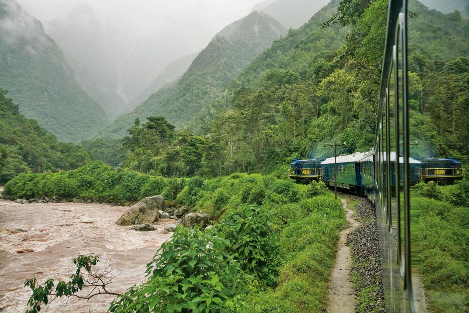 A bordo del tren Hiram Bingham de Belmond | Tu Gran Viaje