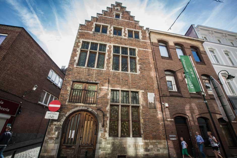 La casa de Bruegel en Bruselas. © Tu Gran Viaje   Tu Gran Viaje al Flandes de los Maestros Flamencos