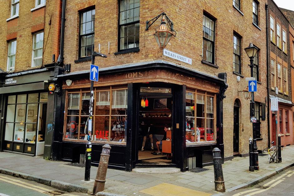 de compras en el east end de Londres | Tu Gran Viaje
