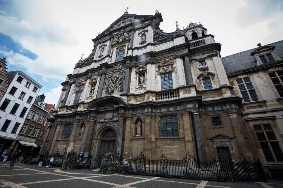 Iglesia de San Carlos Borromeo © Tu Gran Viaje | Amberes barroco maestros flamencos