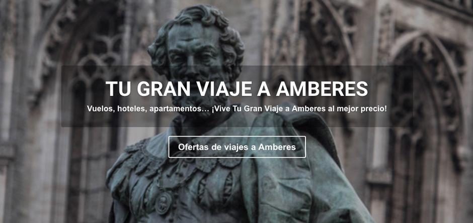 viajes a Amberes