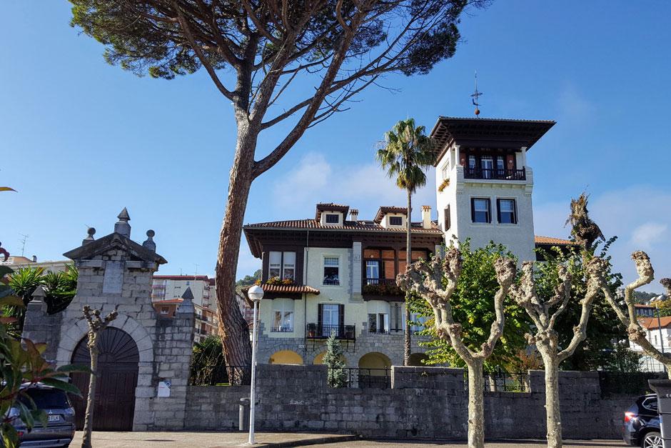 Escapada a Castro Urdiales | Chalet Sotileza. © Tu Gran Viaje | Hotel Sercotel Las Rocas