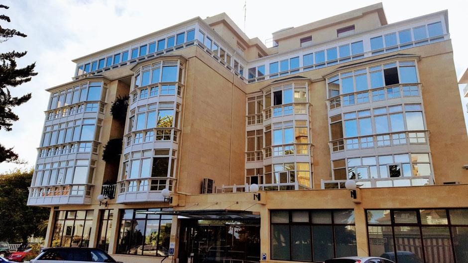 Fachada del hotel Sercotel Las Rocas, Castro Urdiales © Tu Gran Viaje
