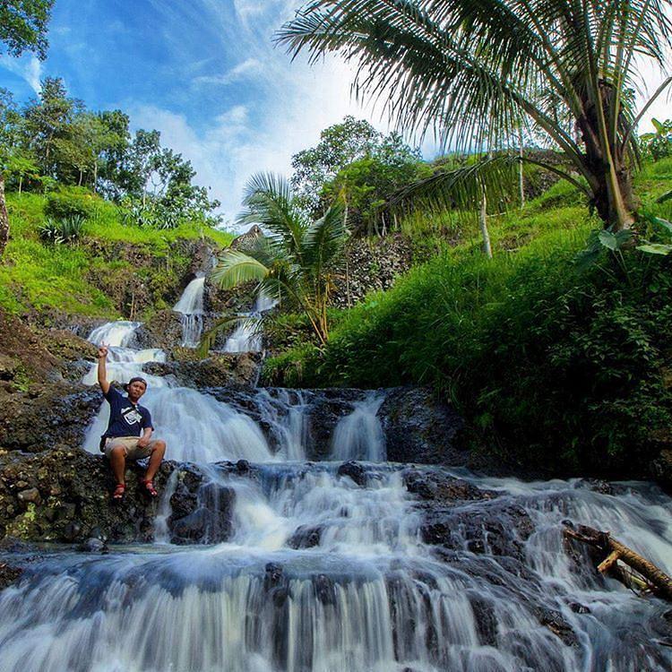 Air Terjun Talang Purba Tugu Wisata