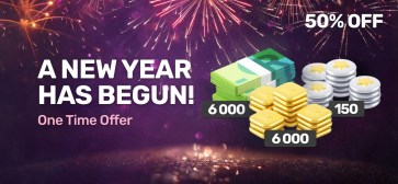 In-Game Banner   New Year