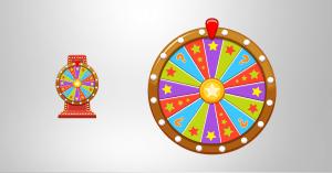 Game Art: Lucky Wheel