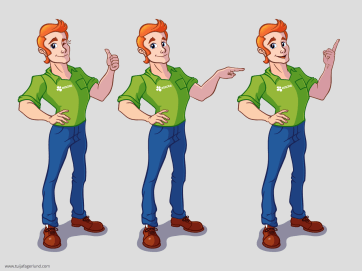 Character Design: Social Worker