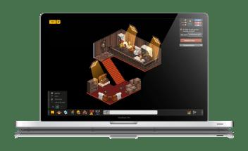 Virtual Goods, theme: Attic
