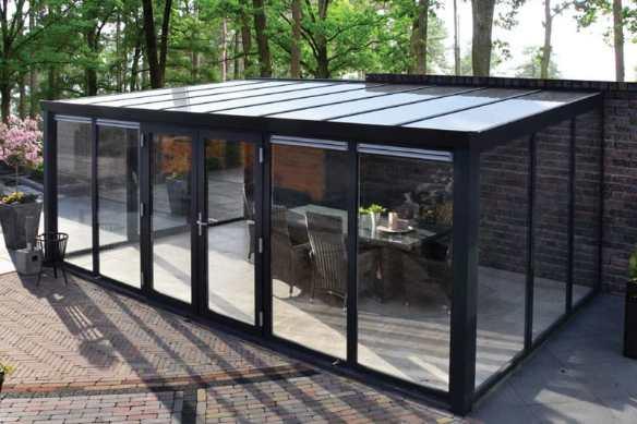 Aluminium Garden Room