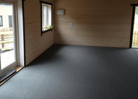 Log Cabin Floors | Log Cabin Floor As An Option Tuin Tuindeco Blog