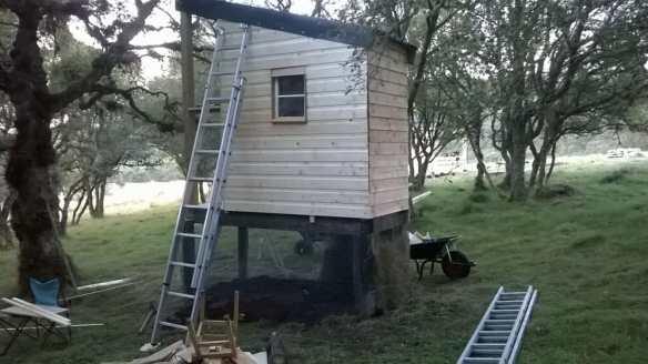 bog-hut