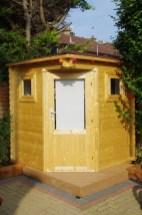 The Petit Log Cabin