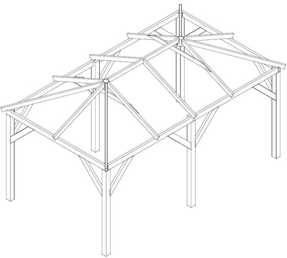 Gazebo instructions - please click for an example