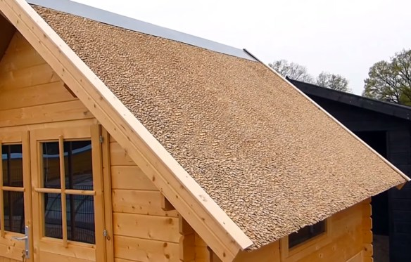Thatch Roof log cabin. I am offering this FREE in return for your help.