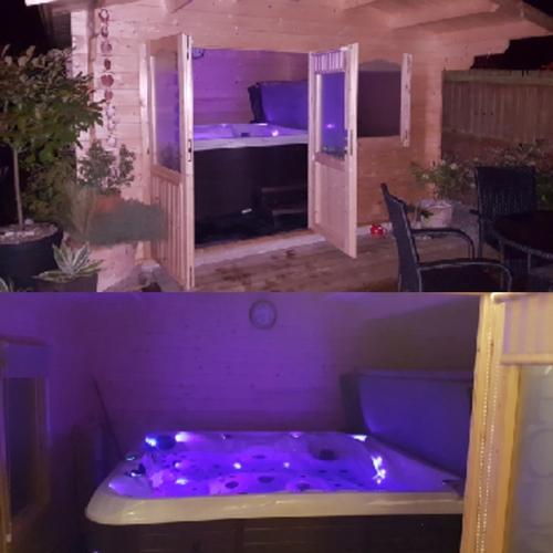 Rosenheim Hot Tub House