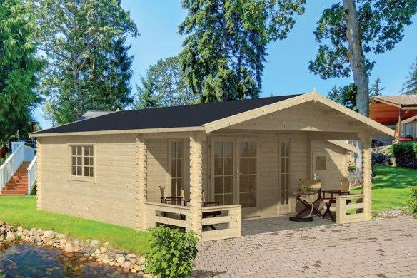 Vuelle Log Cabin