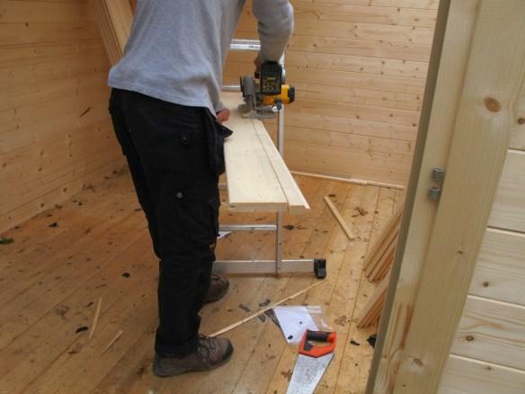 Last Roof Board Adjustments