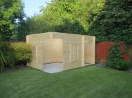 Agnes Log Cabin Roof Installation