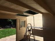 Roofboard Underside View