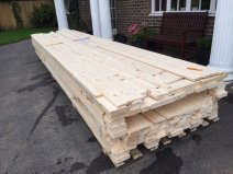 Unpackaged Timber