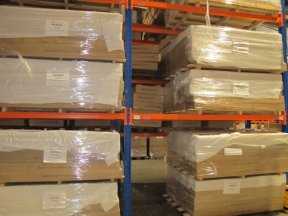 Furniture Warehouse Storage