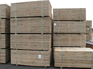 Tuindeco's Timber Storage