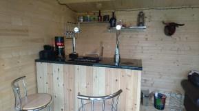 Aiste Log Cabin Pub