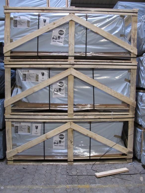 Edelweiss Log Cabin Packaging