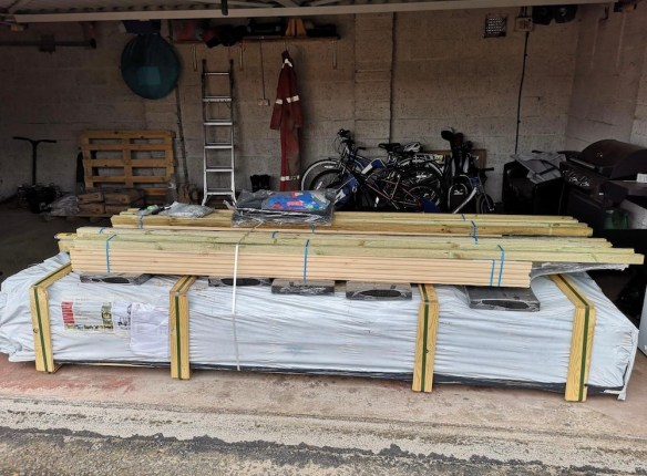 The Jos Log Cabin, Safely Delivered