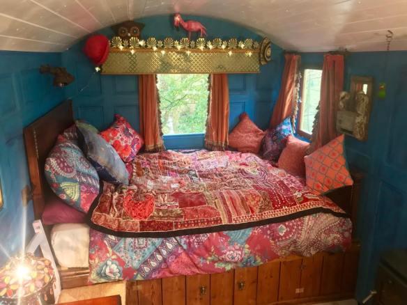 Bohemian Style Shepherds Hut