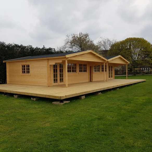 Rune Log Cabins